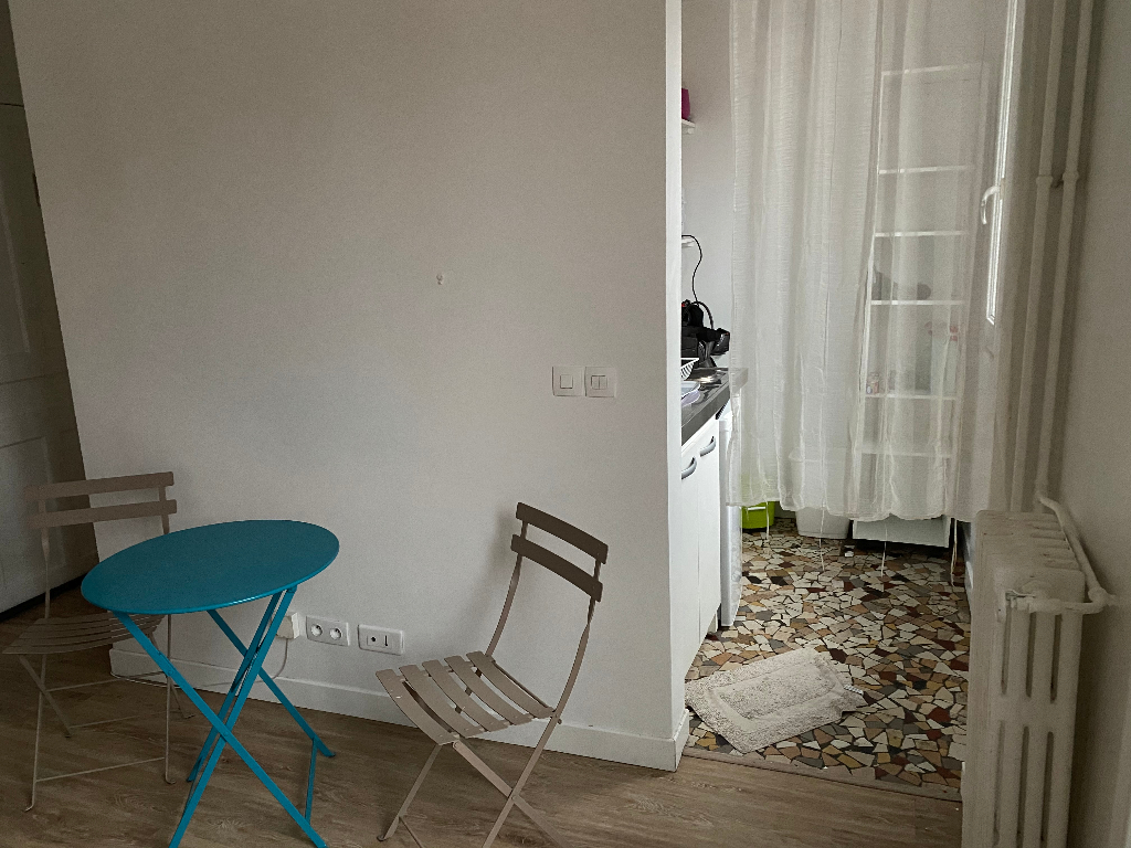 Appartement  studio de 18.14 m2